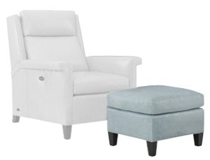 Ottoman  sc 1 st  BF Myers Furniture & Wesley Hall Living Room Tilt Back Chair 563 - B.F. Myers Furniture ...