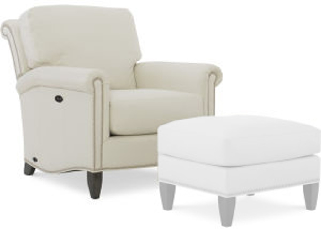 Sensational Wesley Hall Living Room Gentry Tilt Back Chair L564 Uwap Interior Chair Design Uwaporg