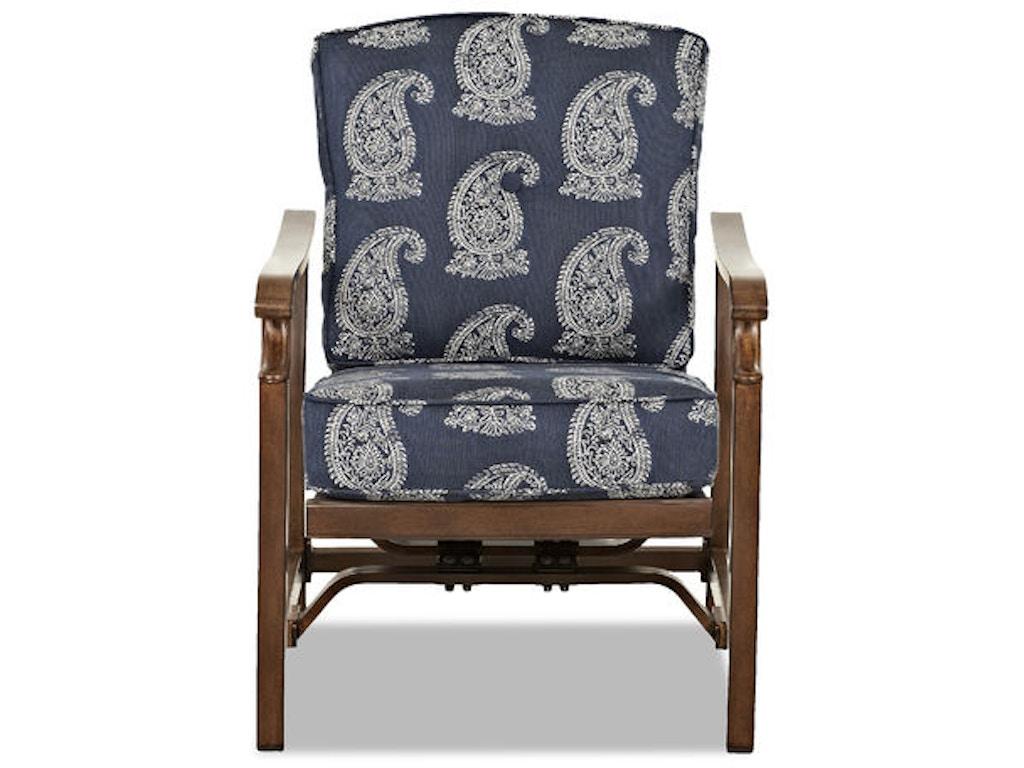 Outdoor Patio Trisha Yearwood Outdoor Motion Chair W9020 Mc Furniture Kingdom Gainesville Fl