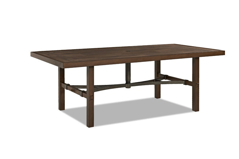 Trisha Yearwood Outdoor 84 Dining Table W9020 DRT84