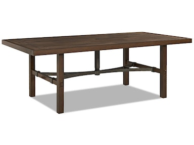 Trisha Yearwood Outdoor Trisha Yearwood Outdoor 84 Dining Table W9020 DRT84