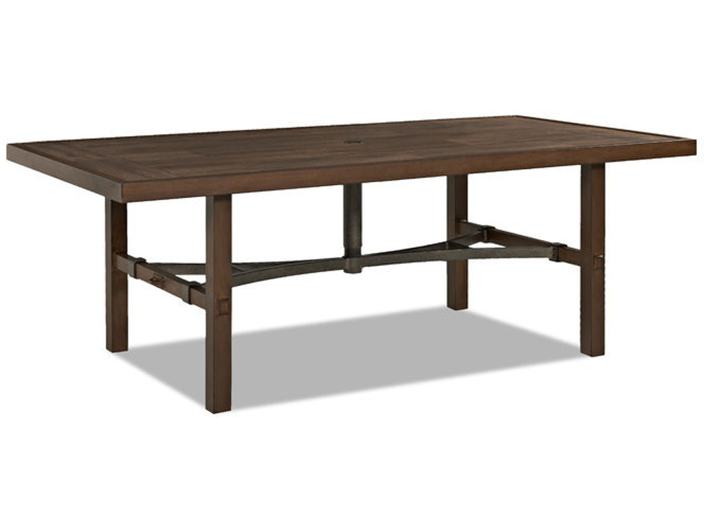 Outdoor Patio Trisha Yearwood Outdoor 84 Dining Table