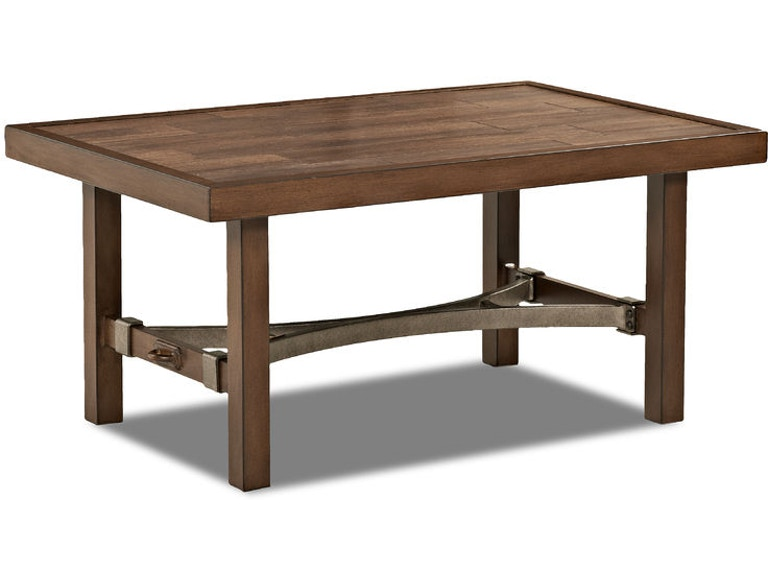 Trisha Yearwood Outdoor 40 X 72 High Dining Table W9020 Hdt72