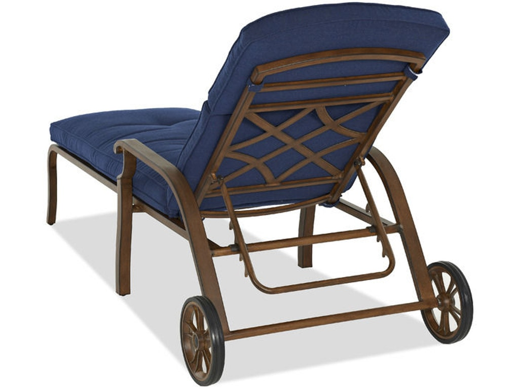 Outdoor Patio Trisha Yearwood Outdoor Chaise W9020 Chase Zing Casual Living Naples And Fort