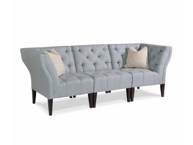 Warren Barnett Private Catalog Adair Sectional 2315 Sectional