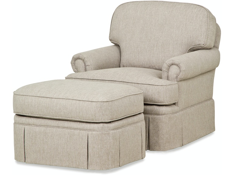Taylor King 3017 01 Living Room Daniels Chair