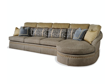 Taylor King Cabernet Sectional 32 Sectional