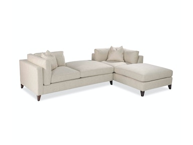 Taylor King Borough Sectional 6914 Sectional