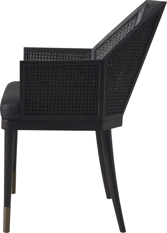 Milling Road Dining Room Cane Arm Chair Mr7041 Toms