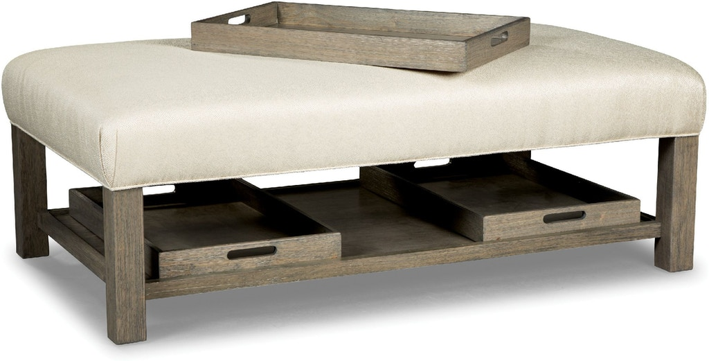 Terrific Rachael Ray By Craftmaster Living Room Ottoman R069100 Gmtry Best Dining Table And Chair Ideas Images Gmtryco