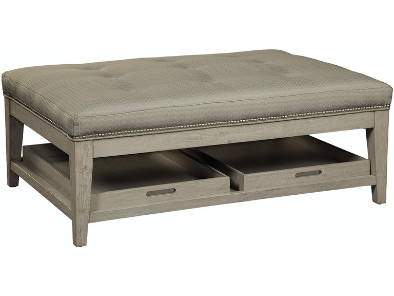 Marvelous Rachael Ray By Craftmaster Living Room Ottoman R071200 Gmtry Best Dining Table And Chair Ideas Images Gmtryco