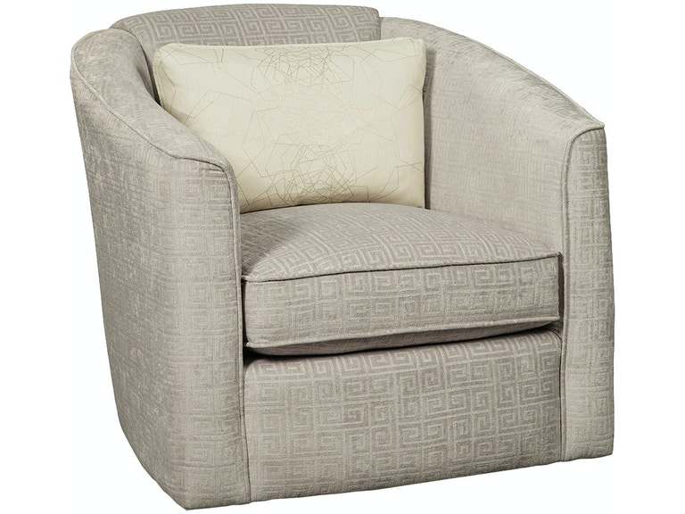 Awesome Rachael Ray By Craftmaster Living Room Swivel Chair Machost Co Dining Chair Design Ideas Machostcouk