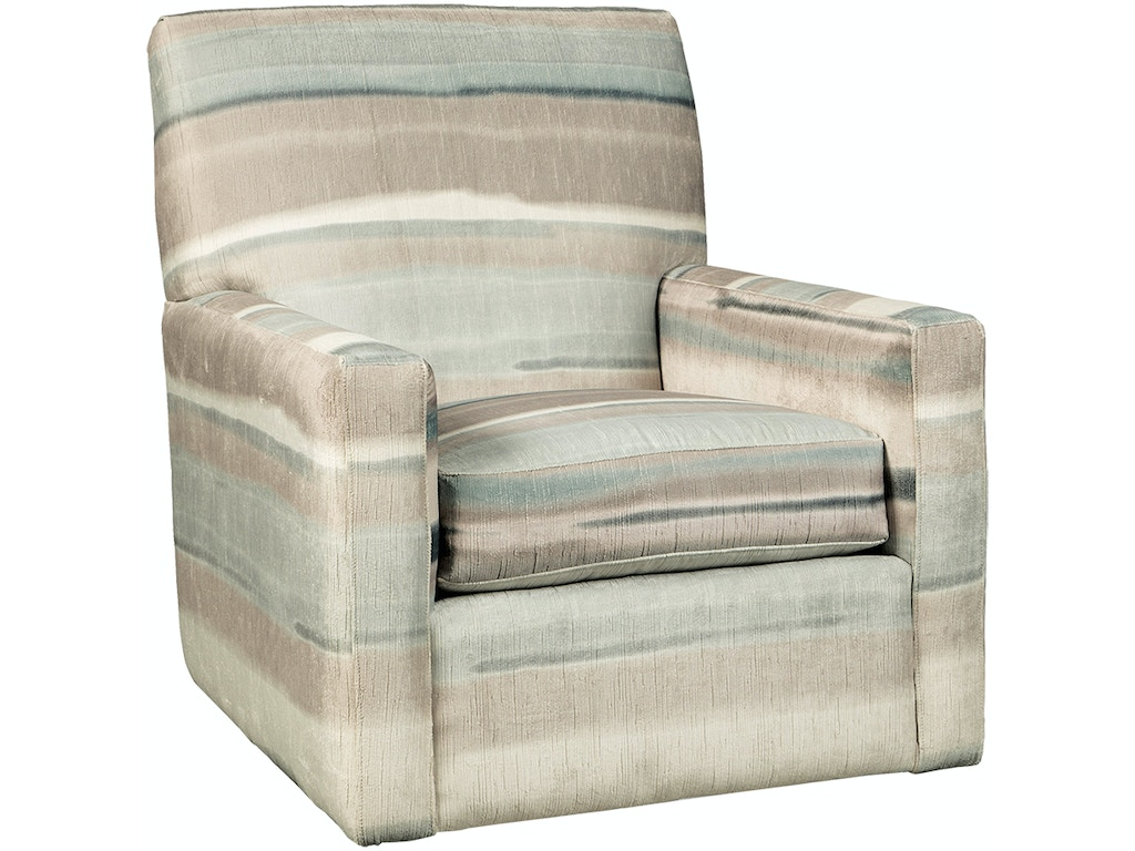 Rachael Ray By Craftmaster Living Room Swivel Chair R077810clsc Quality Furniture