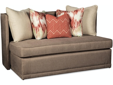 Rachael ray by craftmaster living room sleeper ottoman r1013 60cl r1013b craftmaster for Encore home designs by craftmaster