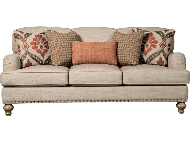 Rachael Ray by Craftmaster Living Room Sofa R470550CL - Weinberger\'s ...