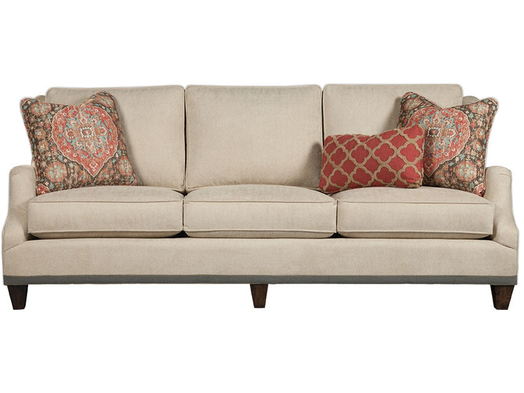Rachael Ray By Craftmaster Living Room Sofa R761750cl Carol House Furniture Maryland Heights