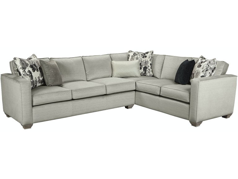 Swell Rachael Ray By Craftmaster Living Room Sectional R7727 Sect Ibusinesslaw Wood Chair Design Ideas Ibusinesslaworg