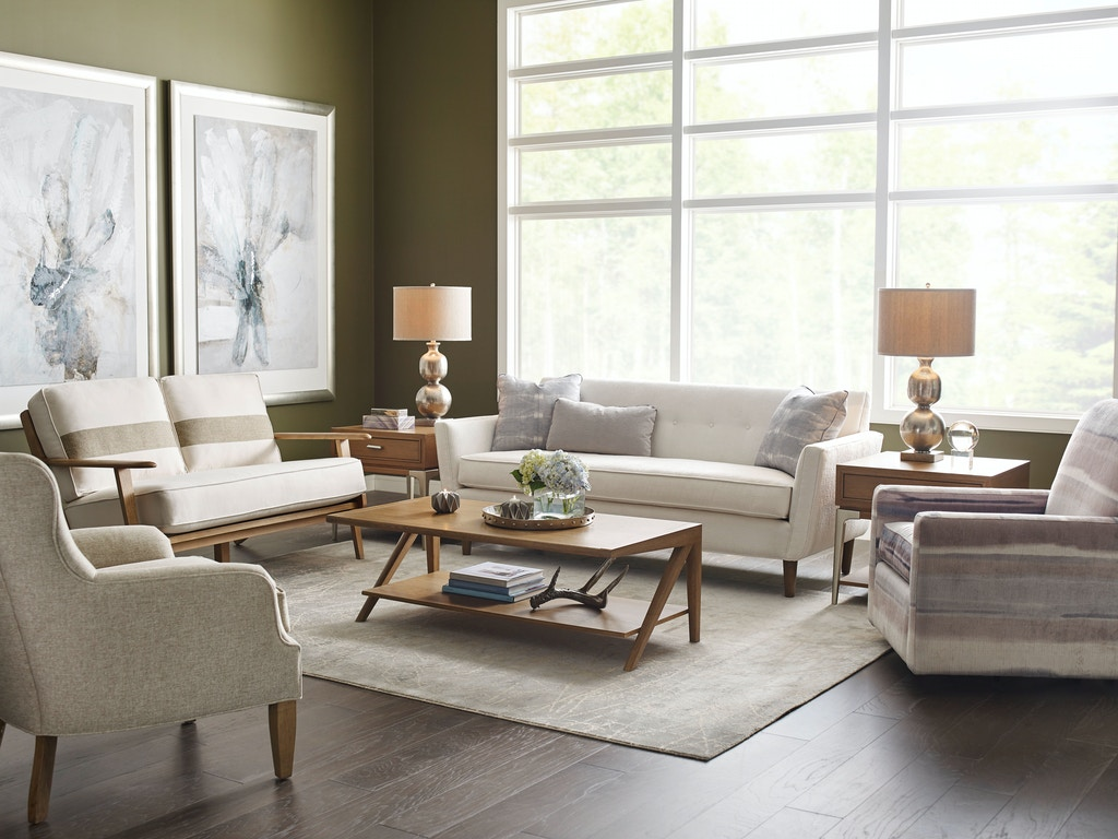 Rachael Ray By Craftmaster Living Room Sofa R470450cl