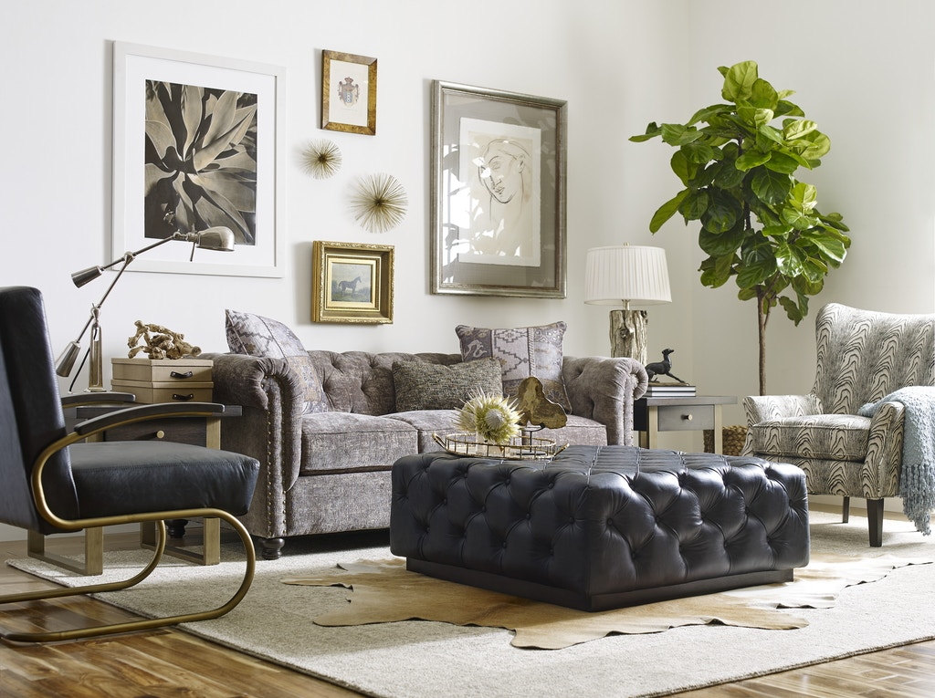 Rachael Ray by Craftmaster Living Room Sofa R780250CL ... on
