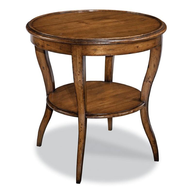 Woodbridge Furniture Side Table 1027 26