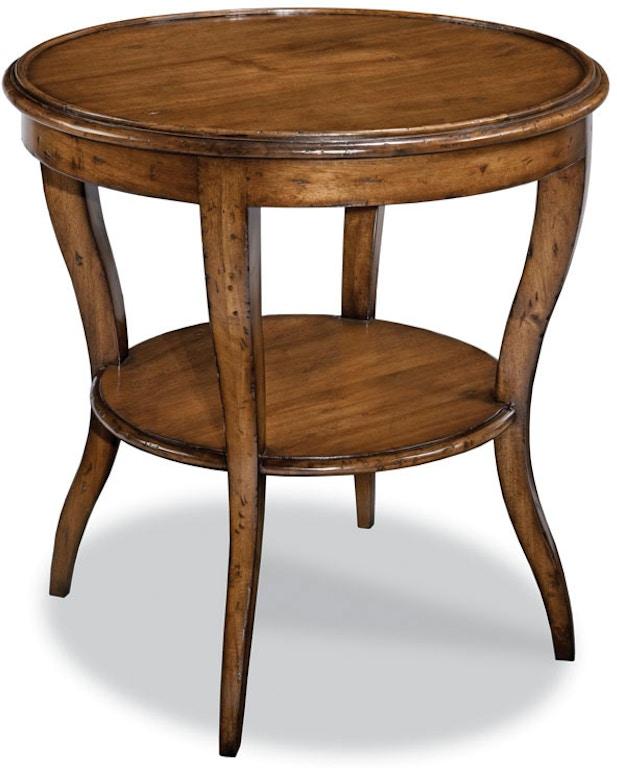 Woodbridge Furniture Living Room Side Table 1027 26 Toms