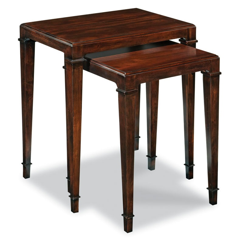 Exceptionnel Woodbridge Furniture Addison Nest Of Tables 1111 14