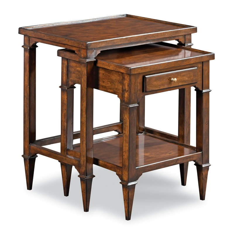 Woodbridge Furniture Nest Of Tables 1205 10