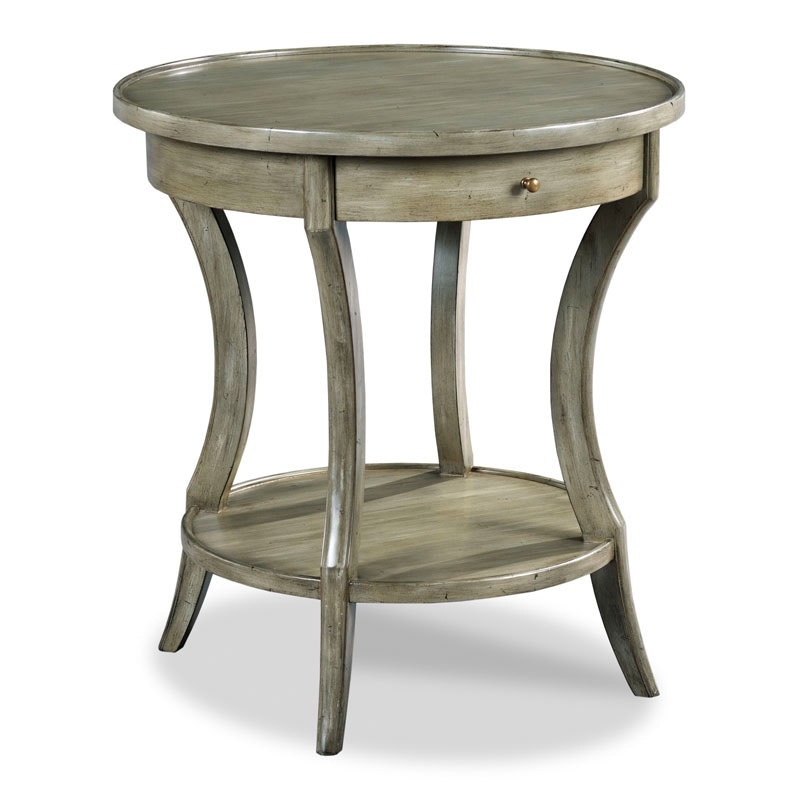 Woodbridge Furniture Stacey Side Table 1217 60
