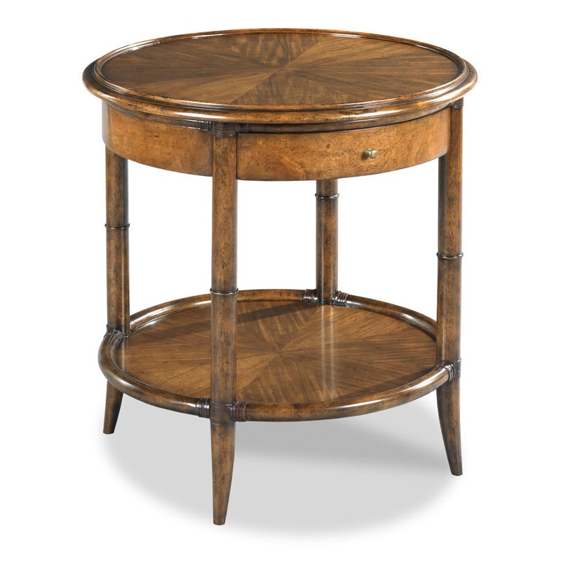 Woodbridge Furniture Linwood Side Table 1218 20