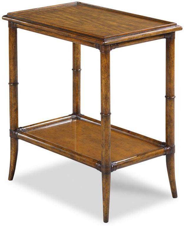 Woodbridge Furniture Living Room Linwood Drink Table 1219