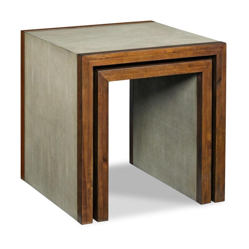 Captivating Woodbridge Furniture Savoye Nest Of Tables 1230 21