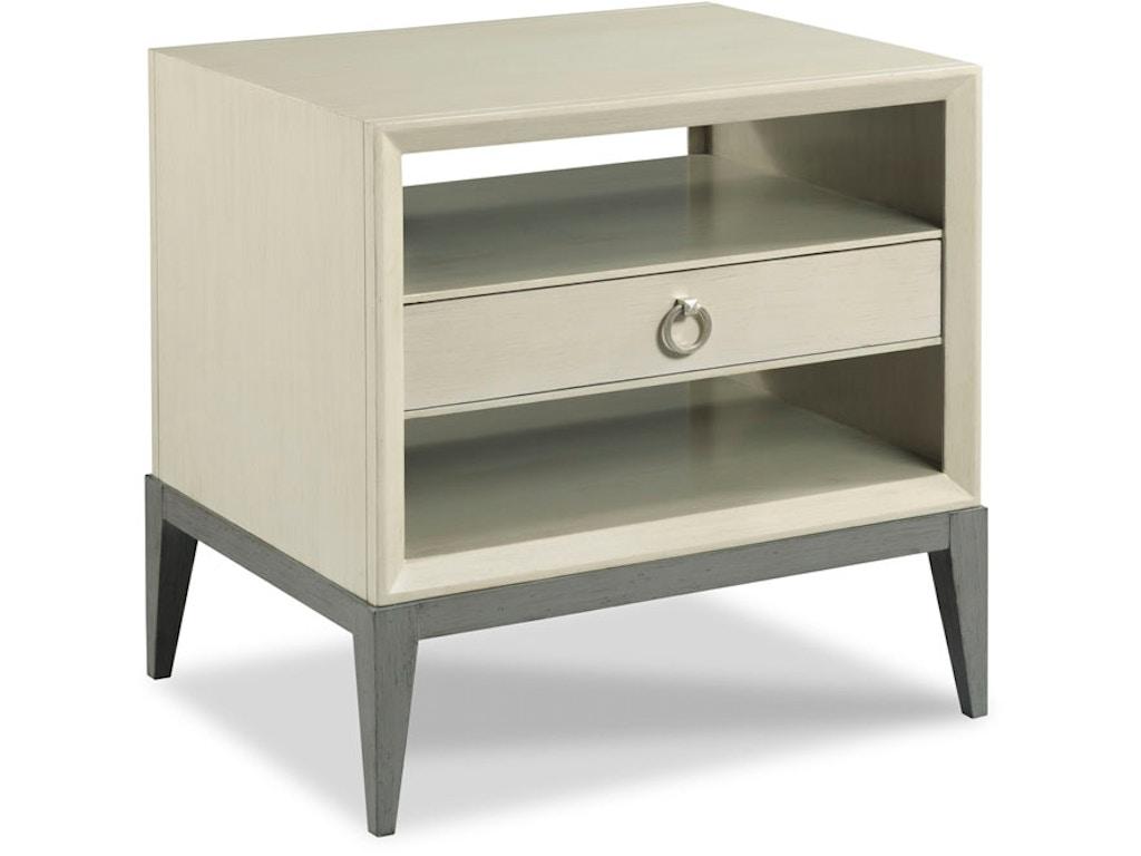 Woodbridge furniture bedroom essex bedside table 1247 65 for Furniture 65