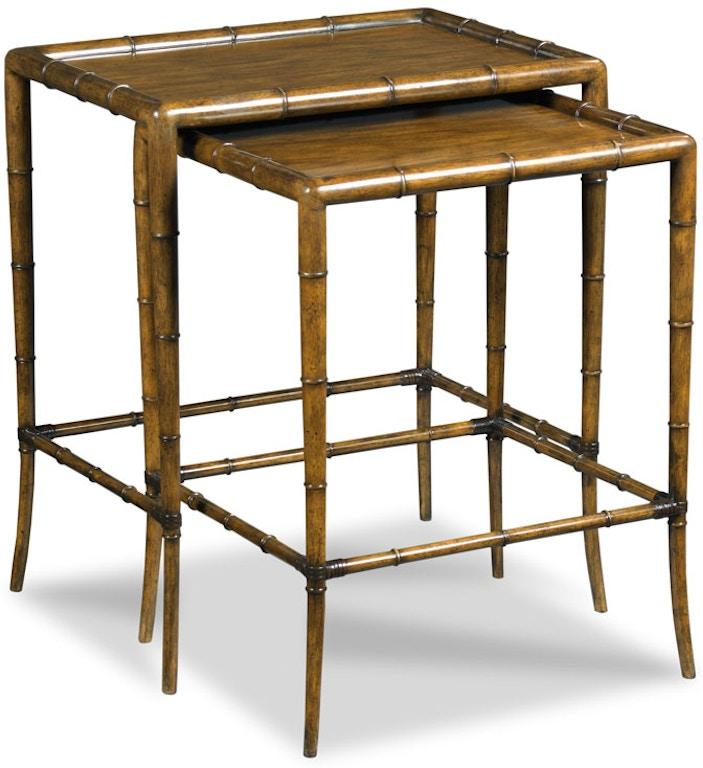 Ashley Furniture Woodbridge: Woodbridge Furniture Living Room Linwood Nest Of Tables