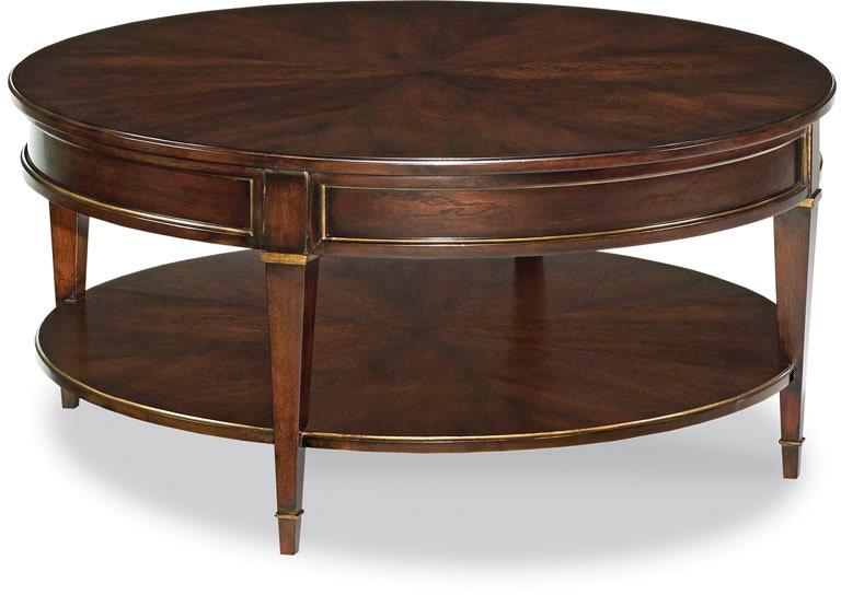 Woodbridge Furniture Living Room La Salle Cocktail Table ...
