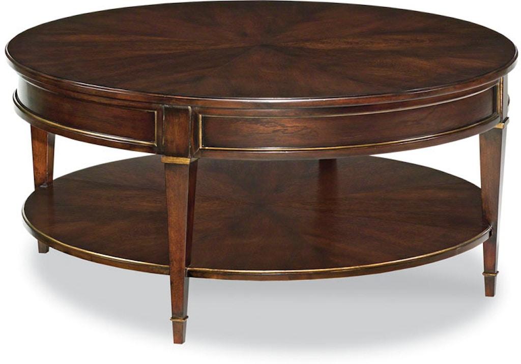 Woodbridge Furniture La Salle Cocktail Table 2057 14 James