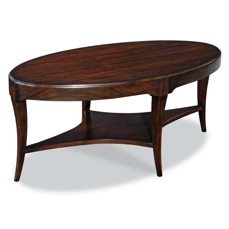 Attractive Woodbridge Furniture Addison Cocktail Table 2076 14