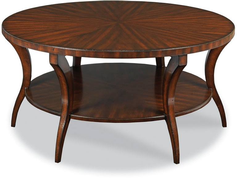 Woodbridge Furniture 2103 03 Living Room Gramercy Cocktail Table