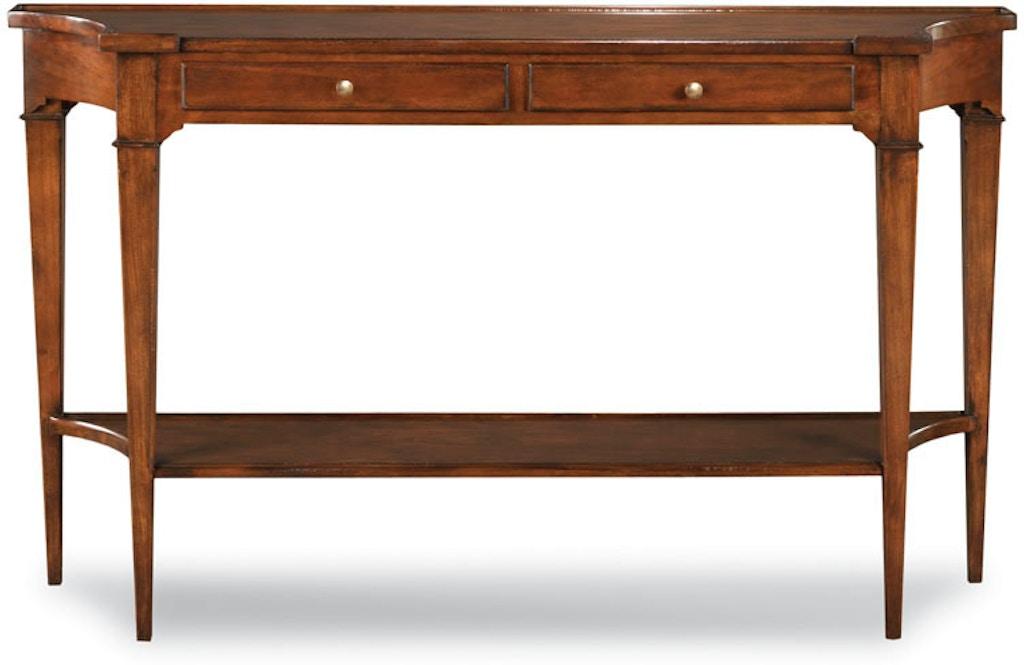 Woodbridge Furniture Living Room Marseille Console Table 3073 10
