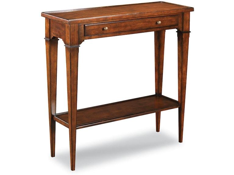 Woodbridge Furniture 3074 10 Living Room Marseille Hall Table