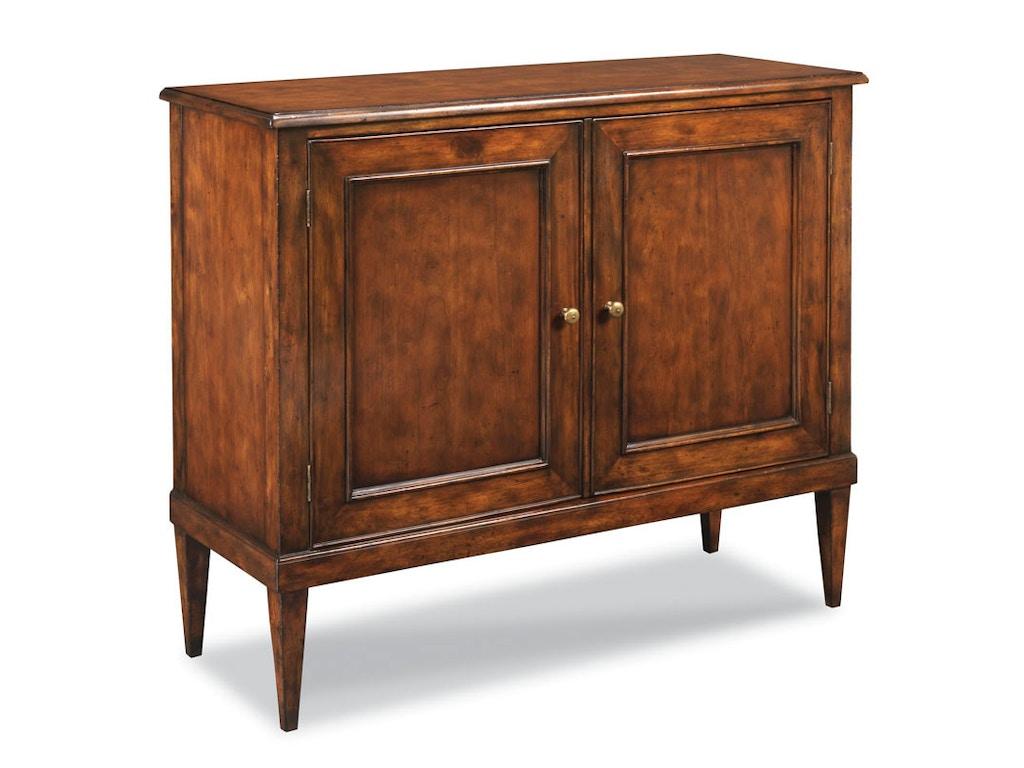 Woodbridge Furniture Living Room Cerise Hall Cabinet 3080