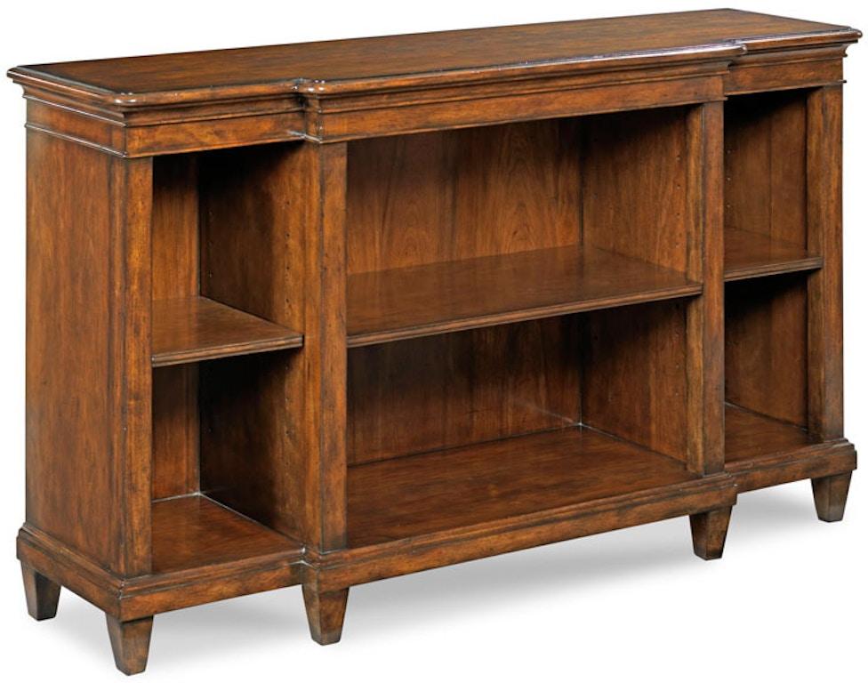 Valenti Breakfront Bookcase WB603810