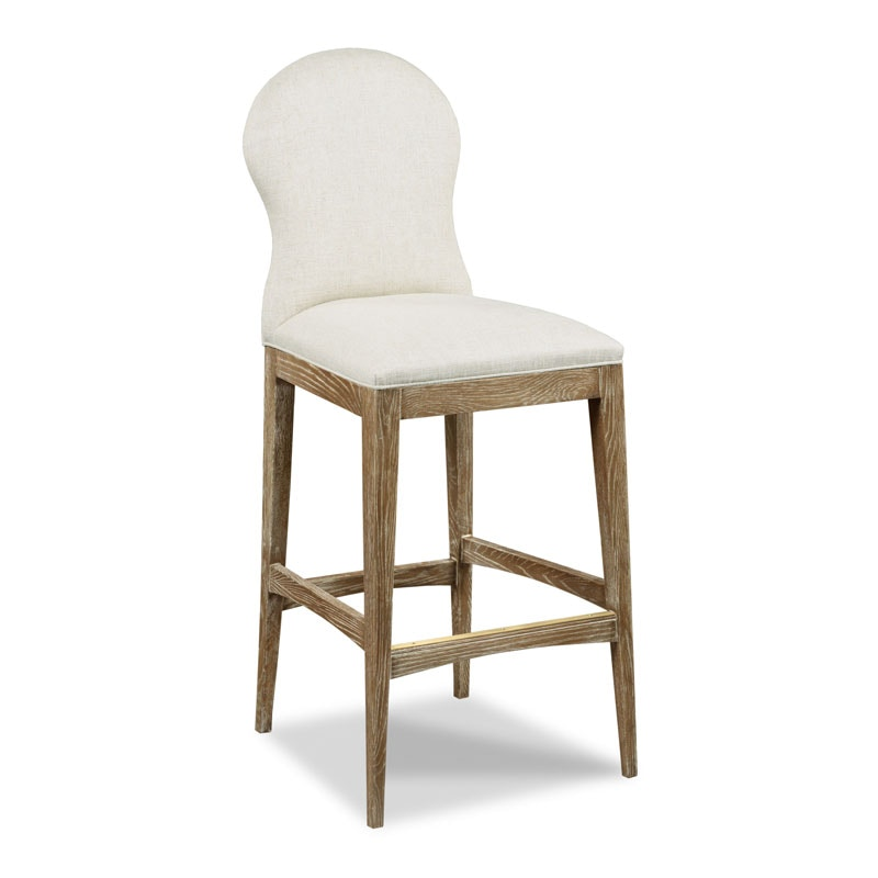 Merveilleux Woodbridge Furniture Ruan Bar Stool 7280 09