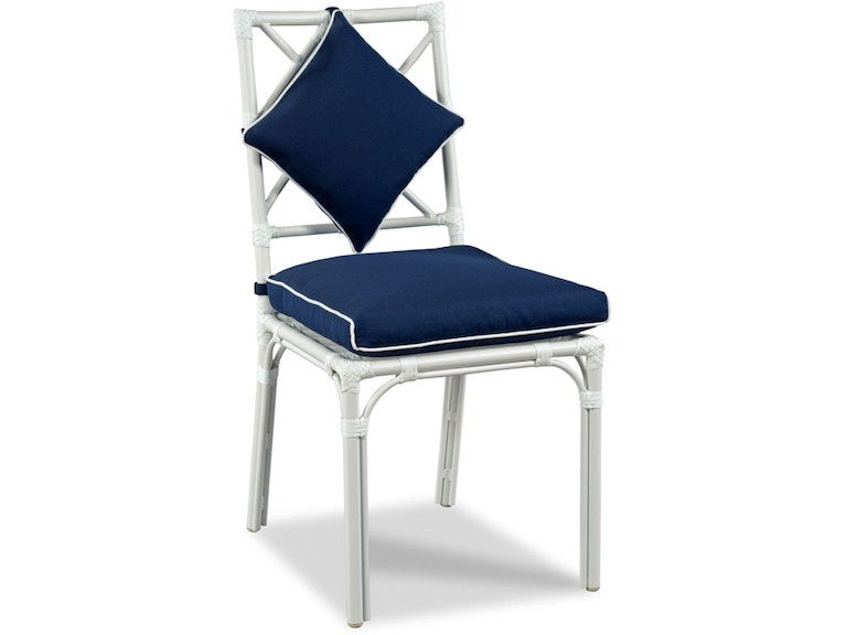 Woodbridge Furniture Outdoor Patio Carlyle Outdoor Dining Chair
