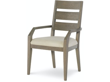 Rachael Ray Home Ladder Back Arm Chair