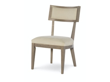 Rachael Ray Home by Legacy Classic Furniture Highline  Klismo Side Chair 6000-340 KD