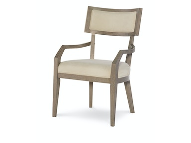 Rachael Ray Home by Legacy Classic Furniture Klismo Arm Chair 6000-341 KD