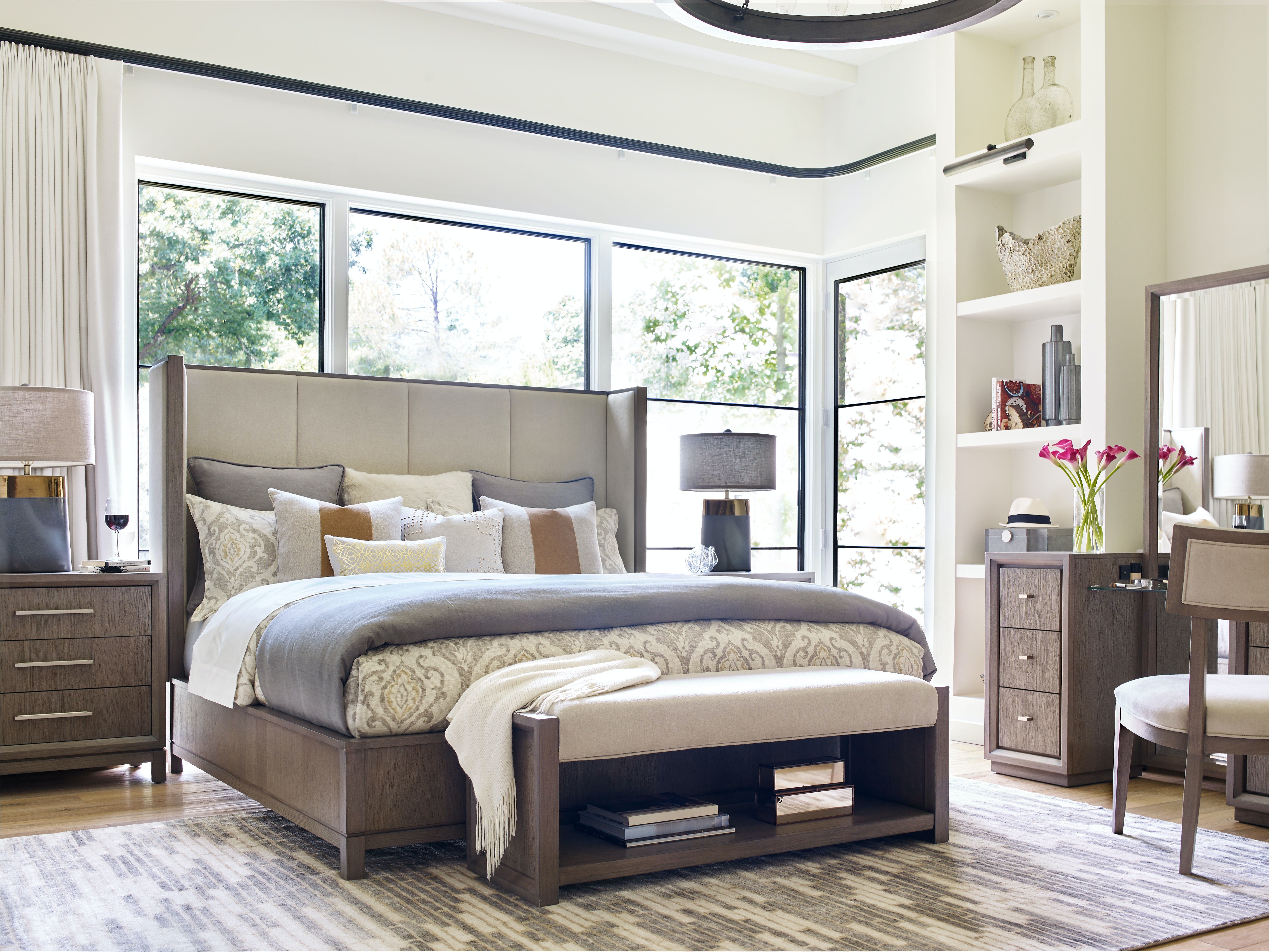 Rachael Ray Home By Legacy Classic Furniture Bedroom Upholstered