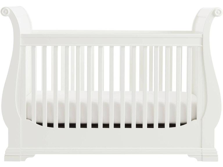 Stone Leigh Baby Stationary Crib 575 23 52 White Glove