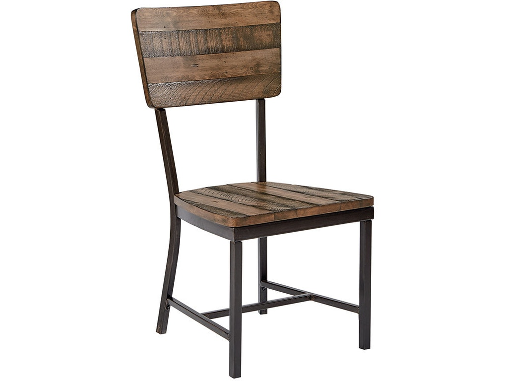 Magnolia Home By Joanna Gaines Dining Room Chair Side