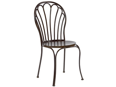 Magnolia Home by Joanna Gaines Chair, Metal Peacock 2010304W